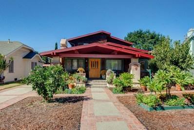 629 N North Marguerita Avenue, Alhambra, CA 91801 - MLS#: 817002309