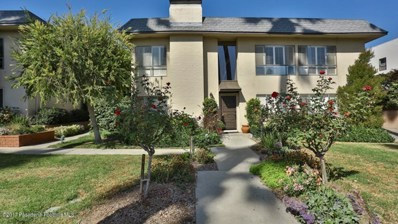 422 S Orange Grove Boulevard UNIT 7, Pasadena, CA 91105 - MLS#: 817002315