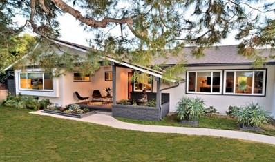 548 Cocopan Drive, Altadena, CA 91001 - MLS#: 817002329