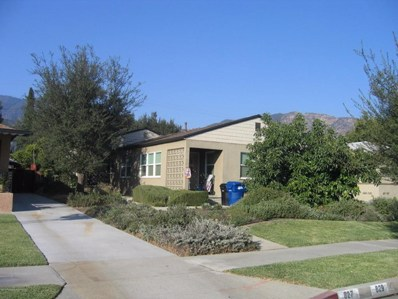 827 E Lemon Avenue, Monrovia, CA 91016 - MLS#: 817002332