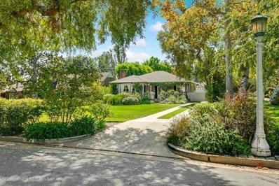 159 San Miguel Road, Pasadena, CA 91105 - MLS#: 817002375