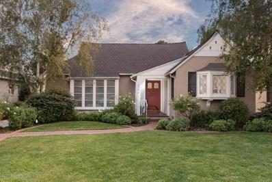 1656 Santa Rosa Avenue, Glendale, CA 91208 - MLS#: 817002410