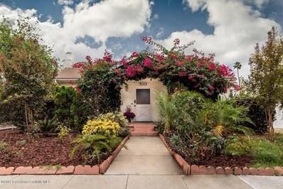 700 W Dryden Street, Glendale, CA 91202 - MLS#: 817002612