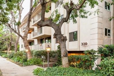 330 W California Boulevard UNIT 213, Pasadena, CA 91105 - MLS#: 817002746