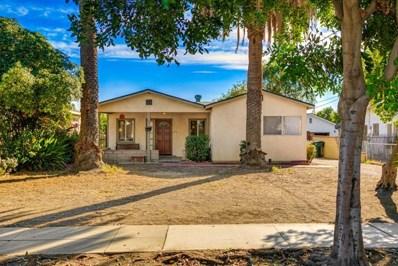 658 W Howard Street, Pasadena, CA 91103 - MLS#: 817002747