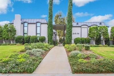 625 S Orange Grove Boulevard UNIT 6, Pasadena, CA 91105 - MLS#: 817002771