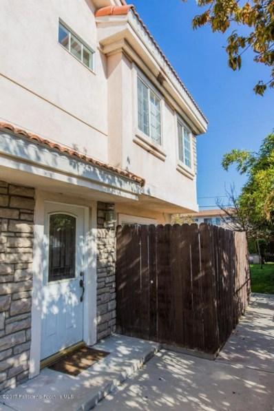 312 S Arroyo Drive UNIT G, San Gabriel, CA 91776 - MLS#: 817002786