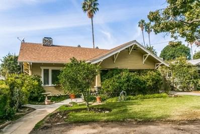 97 N Bonnie Avenue, Pasadena, CA 91106 - MLS#: 817002884