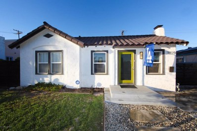 3729 E Green Street, Pasadena, CA 91107 - MLS#: 817002887