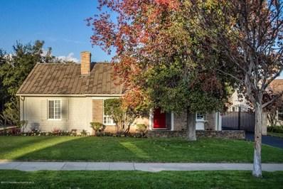 616 N Cordova Street, Alhambra, CA 91801 - MLS#: 817002892