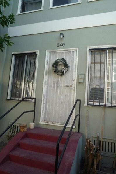 240 Columbia Place, Los Angeles, CA 90026 - MLS#: 817002912