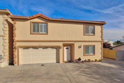 6949 Elmo Street UNIT D, Tujunga, CA 91042 - MLS#: 817002940
