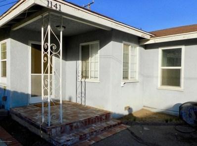 1141 Okoboji Drive, Arcadia, CA 91007 - MLS#: 817002942