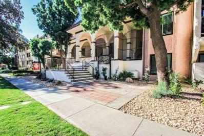 323 N Jackson Street UNIT 105, Glendale, CA 91206 - MLS#: 817002991