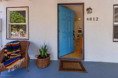 4812 La Roda Avenue, Los Angeles, CA 90041 - MLS#: 817003005