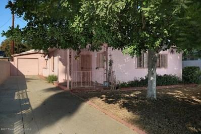 1933 Wardell Avenue, Duarte, CA 91010 - MLS#: 817003029