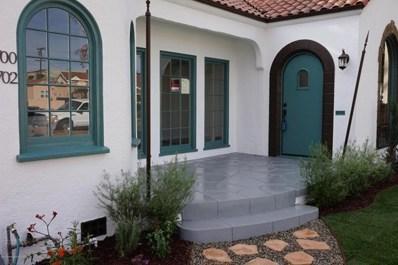 2700 Birch Street, Alhambra, CA 91801 - MLS#: 817003054