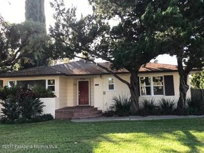7033 N Vista Street, San Gabriel, CA 91775 - MLS#: 817003071