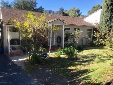 3520 Encinal Avenue, Glendale, CA 91214 - MLS#: 817003204