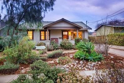 1153 Armada Drive, Pasadena, CA 91103 - MLS#: 818000022