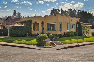 1826 Fair Park Avenue, Los Angeles, CA 90041 - MLS#: 818000063