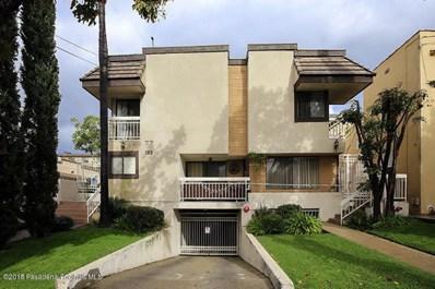1313 E Wilson Avenue UNIT 5, Glendale, CA 91206 - MLS#: 818000153