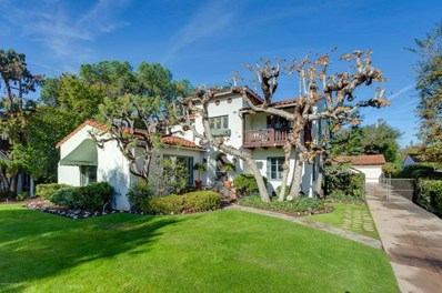 1247 Roanoke Road, San Marino, CA 91108 - MLS#: 818000189