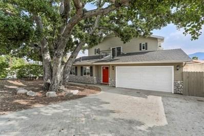 3000 Montrose Avenue UNIT A, Glendale, CA 91214 - MLS#: 818000244