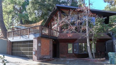 650 Chaparral Road, Sierra Madre, CA 91024 - MLS#: 818000251