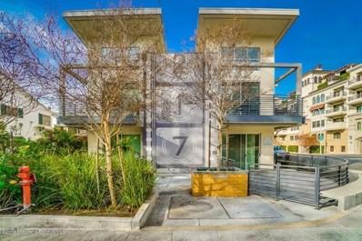 217 S Marengo Avenue UNIT 204, Pasadena, CA 91101 - MLS#: 818000282