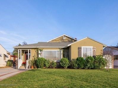 5536 Cochin Avenue, Arcadia, CA 91006 - MLS#: 818000316