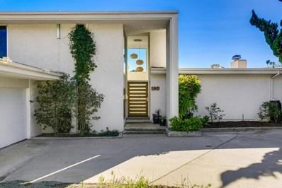 631 Camino Cerrado, South Pasadena, CA 91030 - MLS#: 818000328