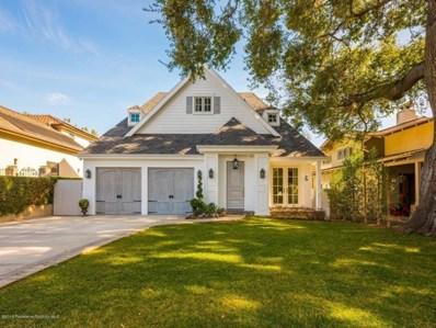 4340 Beulah Drive, La Canada Flintridge, CA 91011 - MLS#: 818000399