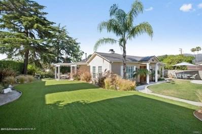 2340 Caldero Lane, Montrose, CA 91020 - MLS#: 818000440