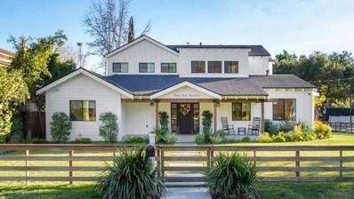 3400 Yorkshire Road, Pasadena, CA 91107 - MLS#: 818000445