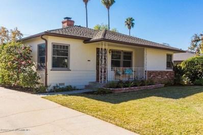 1682 E Calaveras Street, Altadena, CA 91001 - MLS#: 818000485