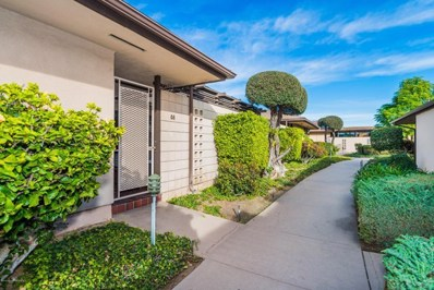 999 E Valley Boulevard UNIT 58, Alhambra, CA 91801 - MLS#: 818000487
