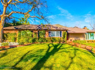 1345 Green Lane, La Canada Flintridge, CA 91011 - MLS#: 818000498