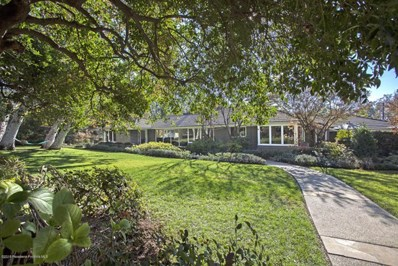 1550 Braeburn Road, Altadena, CA 91001 - MLS#: 818000537