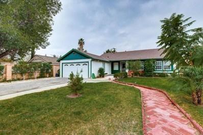 7717 Variel Avenue, Canoga Park, CA 91303 - MLS#: 818000553