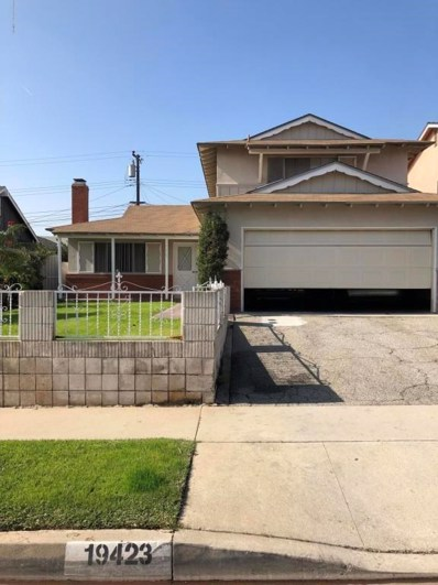 19423 Nestor Avenue, Carson, CA 90745 - MLS#: 818000567