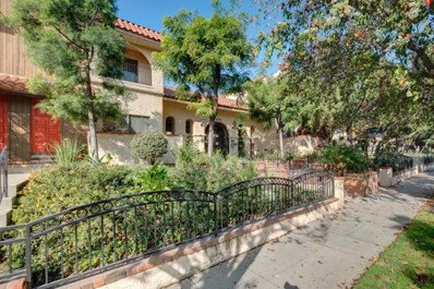 1711 Grismer Avenue UNIT 44, Burbank, CA 91504 - MLS#: 818000579