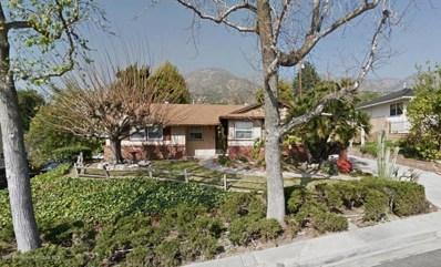 2425 Teasley Street, La Crescenta, CA 91214 - MLS#: 818000584