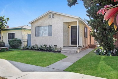 208 E 67th Way, Long Beach, CA 90805 - MLS#: 818000587
