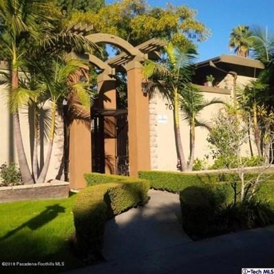 761 E Orange Grove Boulevard UNIT 1, Pasadena, CA 91104 - MLS#: 818000598