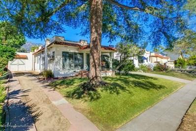 1939 Casa Grande Street, Pasadena, CA 91104 - MLS#: 818000610