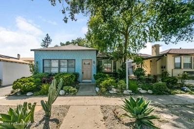 1607 N Altadena Drive, Pasadena, CA 91107 - MLS#: 818000628