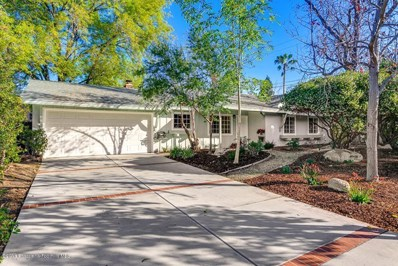 631 Gayville Drive, Claremont, CA 91711 - MLS#: 818000726