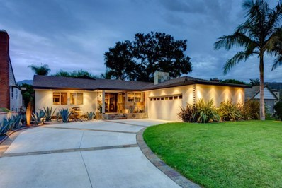 1621 San Gabriel Avenue, Glendale, CA 91208 - MLS#: 818000737