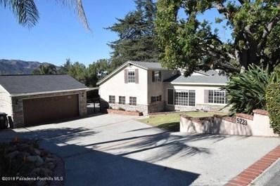 5223 Ramsdell Avenue, La Crescenta, CA 91214 - MLS#: 818000746
